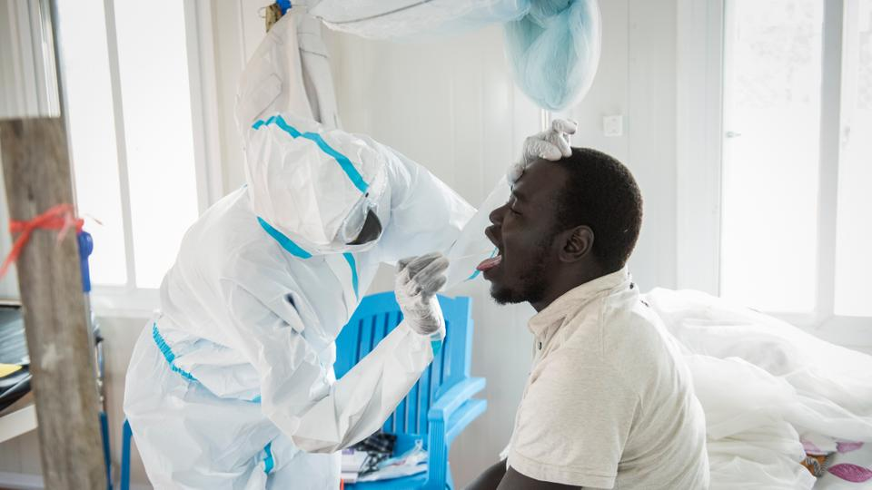 seven sudanese doctors die from covid-19